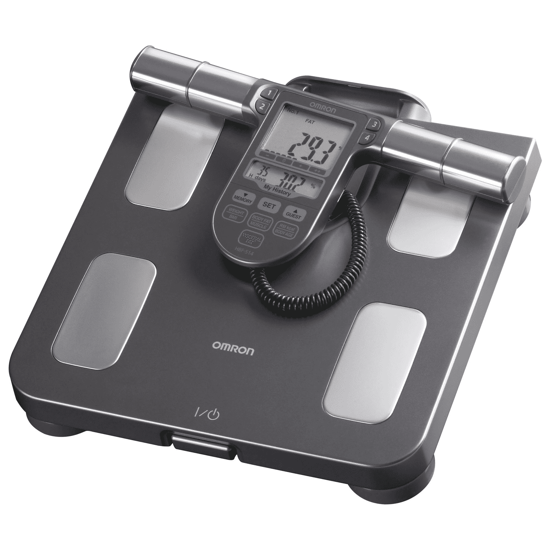 Balança de Controle Corporal Omron HBF-514C Digital