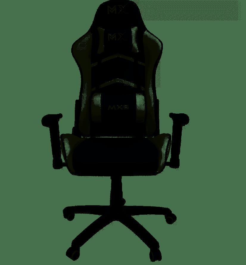 Mymax Cadeira Gamer MX5 Giratoria Preto