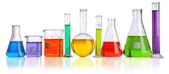 Image result for colorful chemical beakers