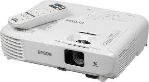 Купить <b>Проектор EPSON EB-S05</b> белый в интернет-магазине ...