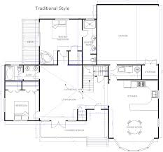 Traditional House Floor Plans   Design GalleryDraw Your Own Floor Plan X Design     Traditional House Floor Plans