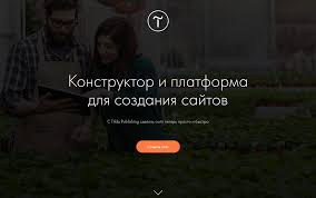 Конструктор и платформа для создания сайтов <b>Tilda</b> Publishing