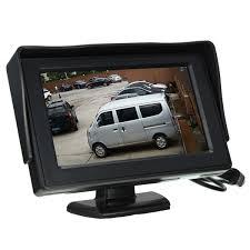 HD <b>4.3 inch LCD Video</b> Security Tester CCTV Camera Test Monitor ...