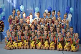 Открытый турнир по эстетической гимнастике «Айседора ...
