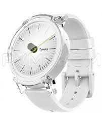 Умные часы <b>TicWatch E</b> 512 Мб / 4 ГБ (<b>белый</b>): отзывы