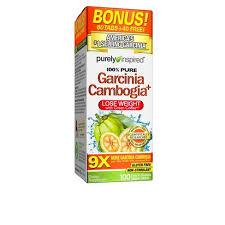 Purely Inspired <b>100</b>% Pure <b>Garcinia Cambogia</b> Dietary Supplement ...