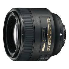 <b>Объектив Nikon 85 mm f/1.8G</b> AF-S Nikkor — купить в интернет ...