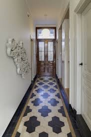 kitchen floor tiles small space: love this for the small powder roomcreative tile flooring patterns