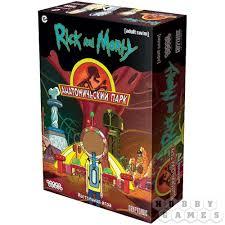 <b>Рик и</b> Морти: Анатомический парк (2020) - <b>Hobby</b> Games