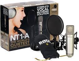 Артикул: 43383 <b>Rode</b> NT1-A <b>студийный</b> конденсаторный <b>микрофон</b>