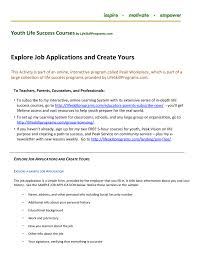 organizing tips a activity to help teens plan and prioritize new lesson explore job applications and create yours