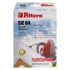 <b>SIE 04 мешки</b> для пылесосов Siemens, Bosch, <b>Filtero SIE 04</b> ...