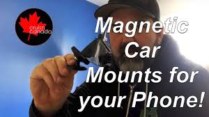 <b>BASEUS Magnetic</b> Phone Mount - Install and Review - YouTube