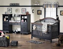 gothic nursery furniture set solid wood crib in black finished crib converts to toddler bed full boy nursery furniture