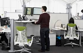 best desks that let you stand bekant desk sit stand ikea