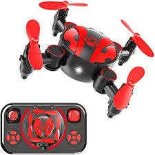 <b>Foldable Mini Drone</b> for Kids and Beginners,Pocket RC: Amazon.co ...