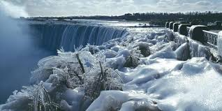 Image result for niagara falls frozen