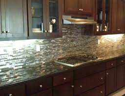 kitchen backsplash stainless steel tiles:  quilted stainless steel backsplash kitchen silver colored design of backsplash ideas using single color tone