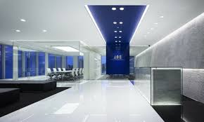 lighting control systems from ex or were installed throughout a landmark three storey office building in burgess hill near brighton build a office