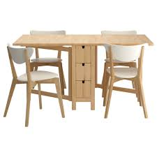 cream compact extending dining table: elegant extending dining table sneakergreet with dining room chairs ikea