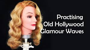 hollywood glamour: practising old hollywood glamour waves maxresdefault practising old hollywood glamour waves