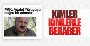 PKK CHP'nin Adalet Yürüyüşü'nü destekliyor