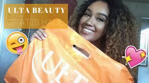 ulta gratis haul being a beauty advisor outre vian wig ulta gratis haul 1 being a beauty advisor outre vian wig
