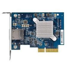 COMPMOTO: <b>QNAP Single</b>-<b>port</b> (<b>10Gbase</b>-<b>T</b>) 10GbE network ...