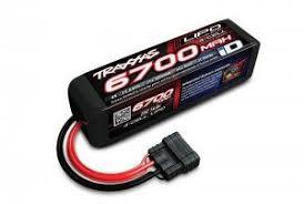 <b>TRAXXAS Аккумулятор</b> LiPo 14.8V 4S 25С 6700mAh (iD Plug ...