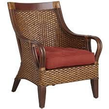 brown wicker outdoor furniture dresses: temani brown wicker chair   temani brown wicker chair