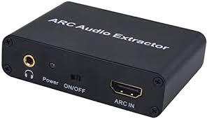 Docooler <b>AY80</b> ARC <b>Audio</b> Extractor HD-ARC <b>Audio</b> Return ...