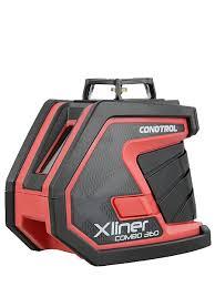 Лазерный <b>нивелир CONDTROL XLiner Combo</b> 360 CONDTROL ...