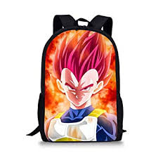 CuMagical Dragon Ball Middle School Backpack for ... - Amazon.com