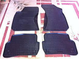 Резиновые <b>ковры салона</b> для VW Passat B5 — Оригинал VAG ...