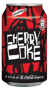 90s drinks - Cherry Coke