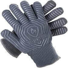 Grill Armor Extreme Heat Resistant Oven Gloves ... - Amazon.com