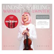 13.99 <b>Lindsey Stirling Warmer</b> In The Winter (Deluxe Target Exclusive)