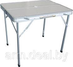 <b>Стол Woodland Picnic Table</b> Luxe, складной, 80 x 60 x 67 см ...