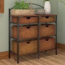 <b>Red</b> Barrel Studio® Unionville 6 Drawer <b>Storage Chest</b> & Reviews ...