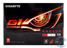 Обзор и тест <b>видеокарты Gigabyte Radeon RX</b> 480 G1 Gaming ...