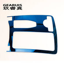 2pcs steel rear cylinder exhaust pipe cover trim for ford fusion mondeo 13 16
