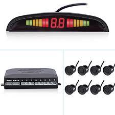 Buy <b>Auto Parktronic LED</b> Display Reverse Backup <b>Car</b> Parking ...
