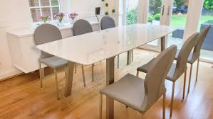 extendable dining table set:  classic extendable dining table set best dining table furniture cream kitchen table and chairs extraordinary cream