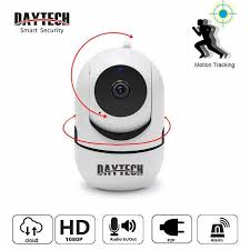 <b>DAYTECH 2MP WiFi IP</b> Camera Record Network CCTV Auto ...