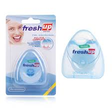 <b>2pcs</b>! 15m Portable <b>Dental</b> Floss Oral Care <b>Tooth</b> Cleaner With Box ...