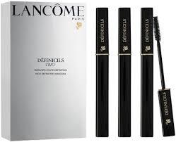 <b>Lancome</b> Trio Definicils <b>Noir</b> в дьюти фри в аэропорту Домодедово