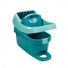 <b>Ведро</b> для мытья полов с отжимом на колесиках <b>Leifheit Wiper</b> ...