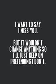 Missing You Quotes on Pinterest | Friendship Day Quotes, Winter ...