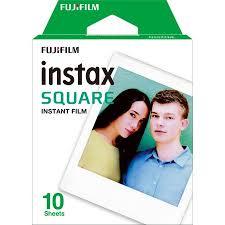 <b>Fujifilm</b> Instax <b>Square</b> Instant <b>Film</b>, 10 Exposures - Walmart.com