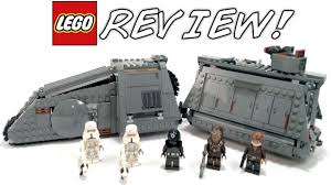<b>LEGO Star Wars 75217</b> Imperial Conveyex Transport Review ...